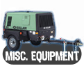 Misc. Equipment Page